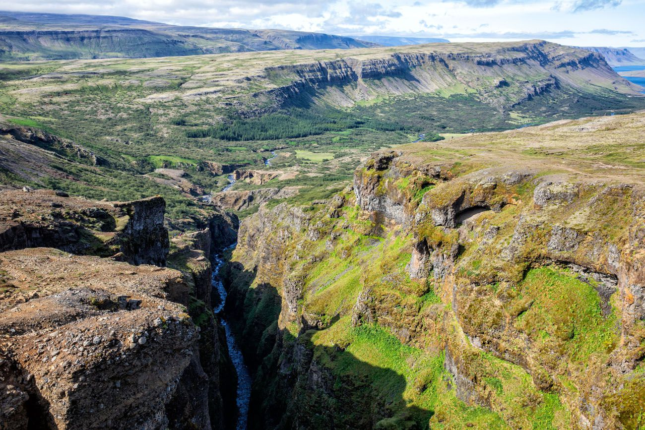 Hike-Glymur-Fall.jpg.optimal ▷ Cascada de Glymur: la guía completa de senderismo