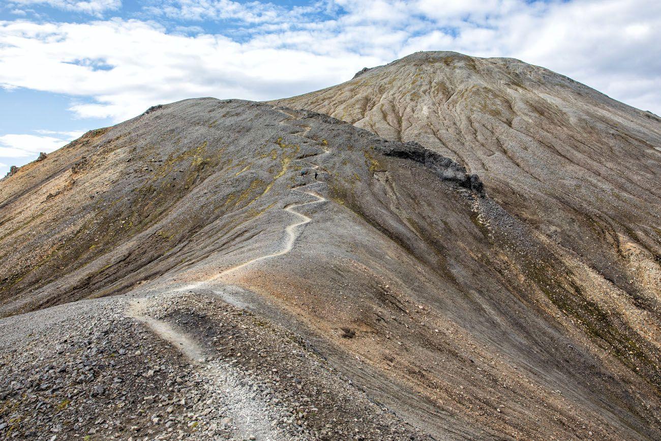 Hike Mt Blahnukur