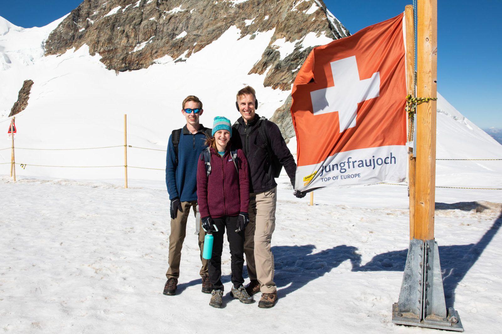 Is Jungfraujoch Worth It