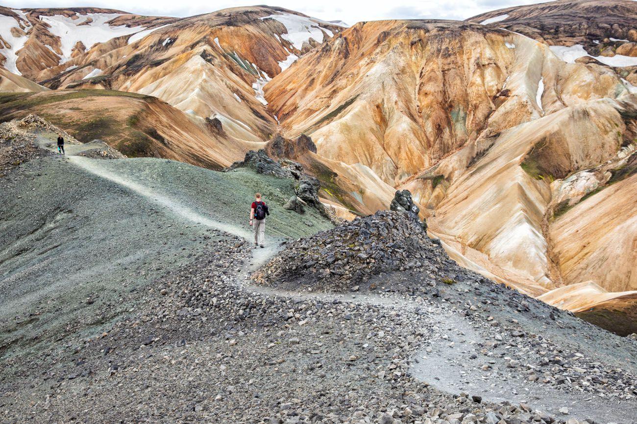 Landmannalaugar Hike Iceland