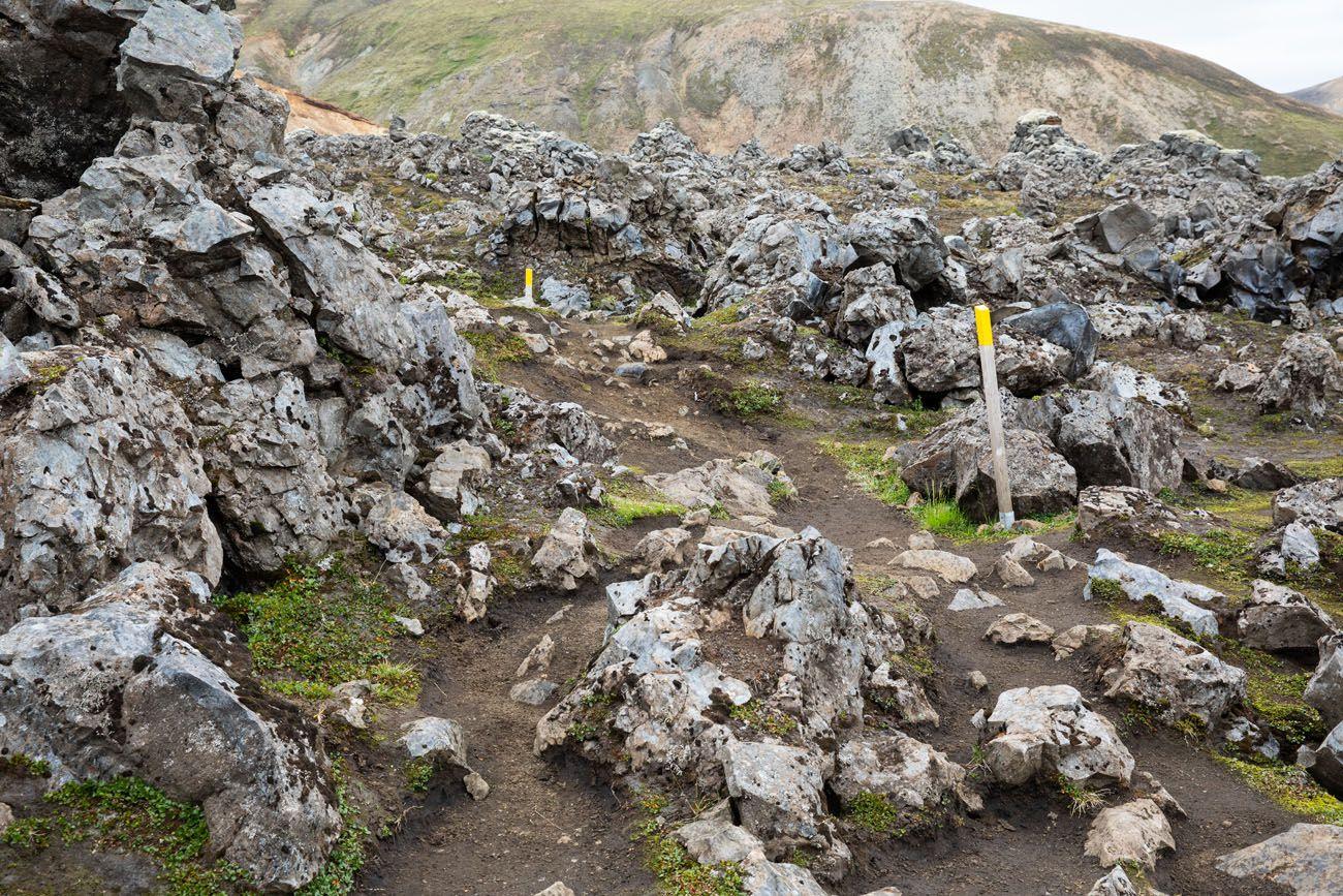 Laugahraun Trail