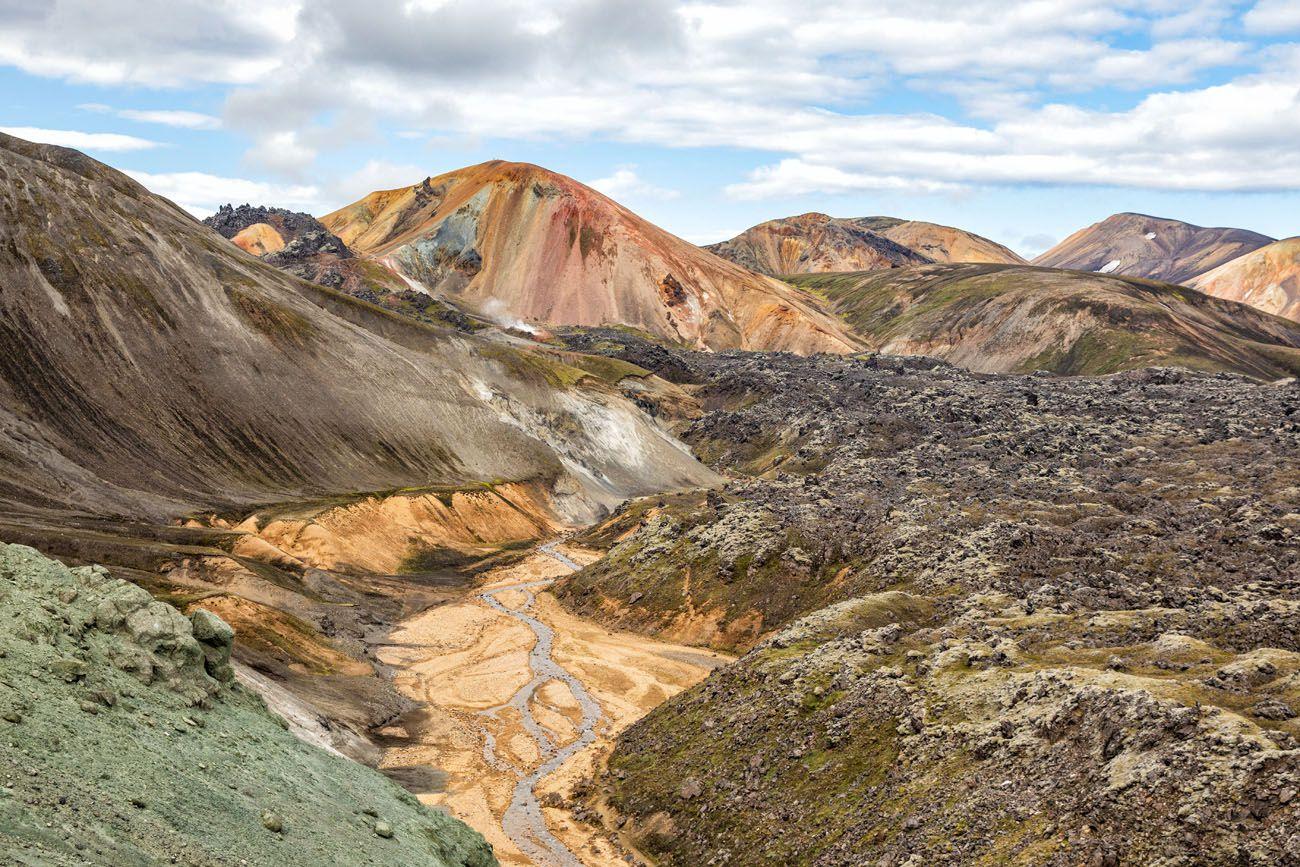 Mt Brennisteinsalda