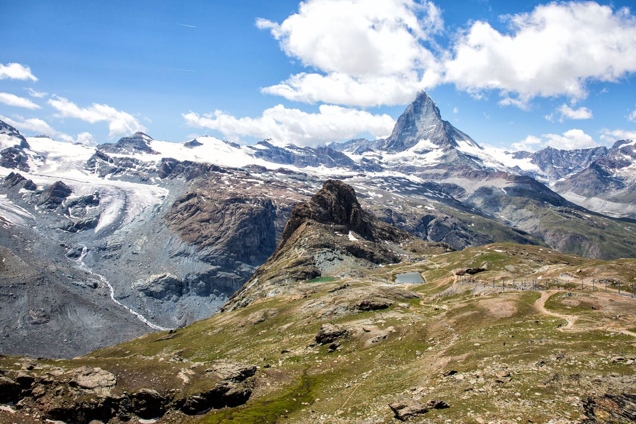Panoramic View of Matterhorn