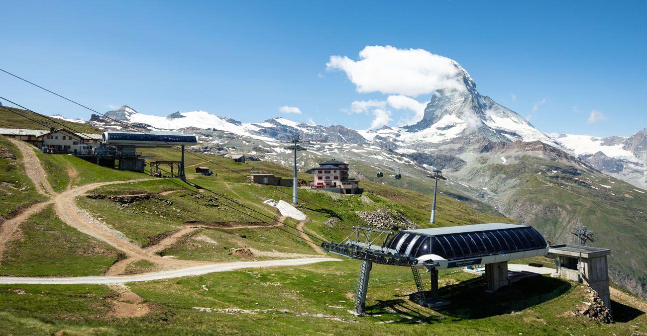 Riffelberg Station Zermatt