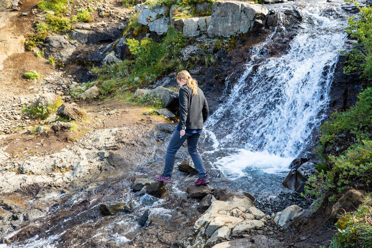 Stream-Crossing.jpg.optimal ▷ Cascada de Glymur: la guía completa de senderismo