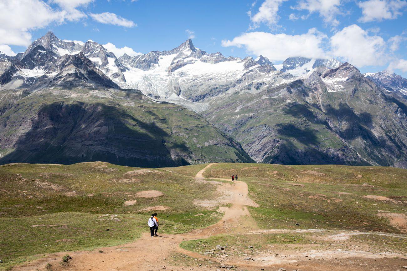 Swiss Alp Panorama