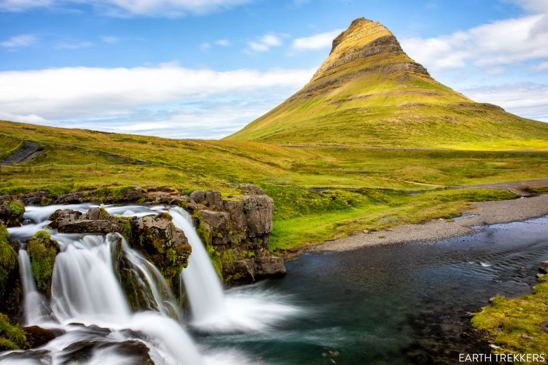 10 Day Iceland Itinerary Kirkjufell
