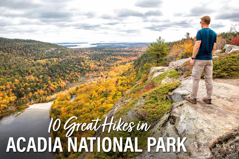 Acadia Hikes
