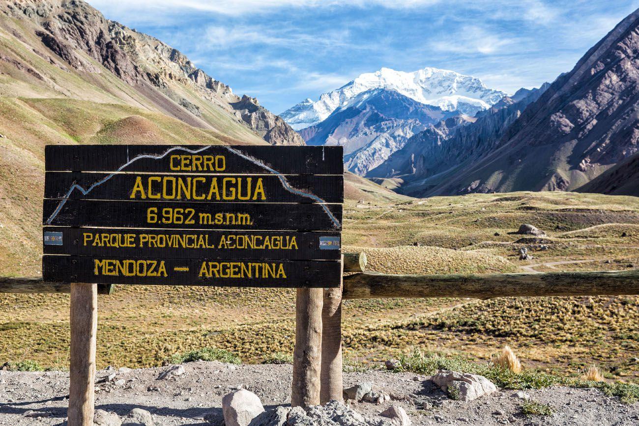 Aconcagua Hike