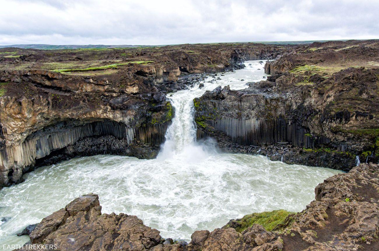 Aldeyjarfoss Iceland