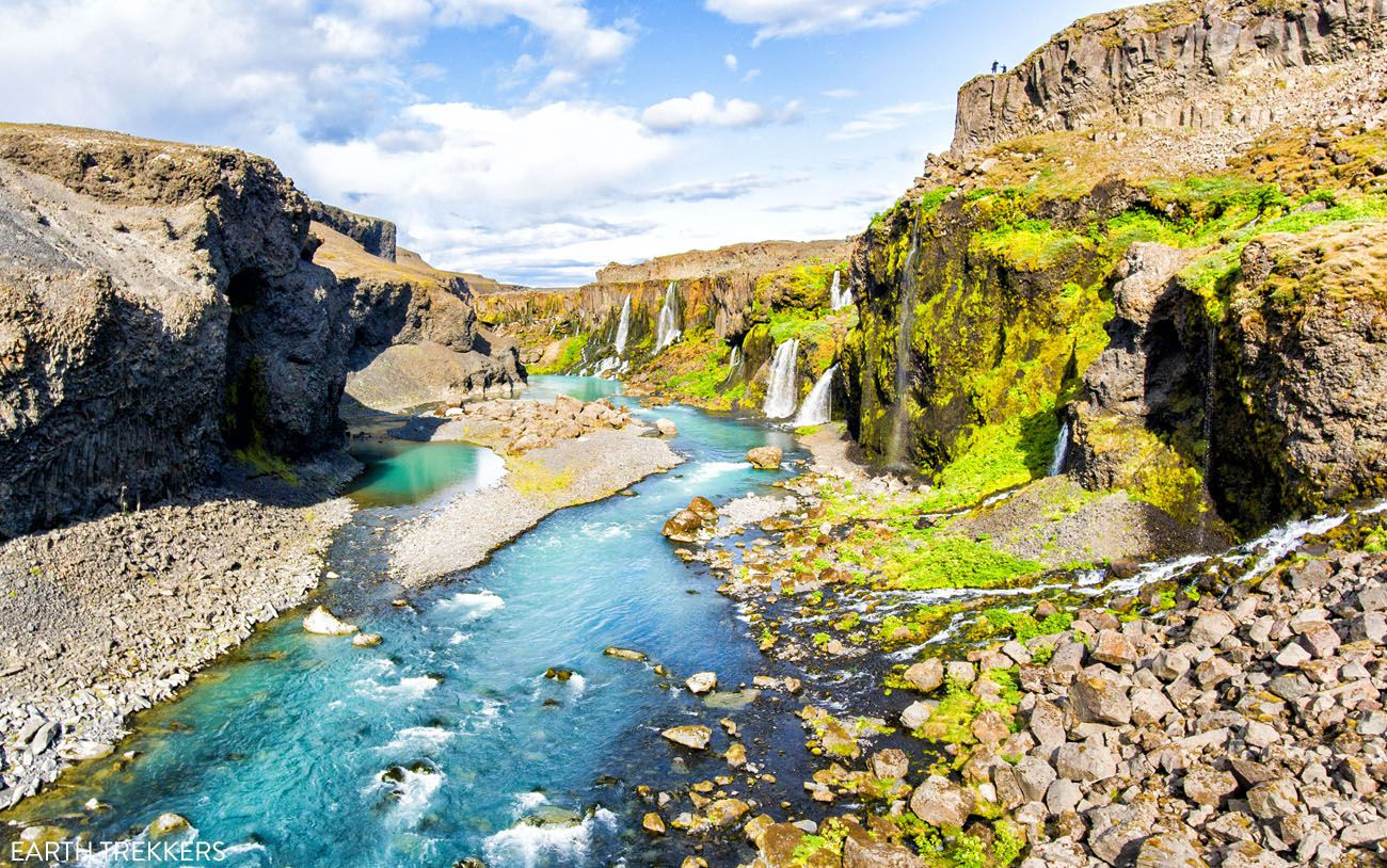Best 10 Day Iceland Itinerary