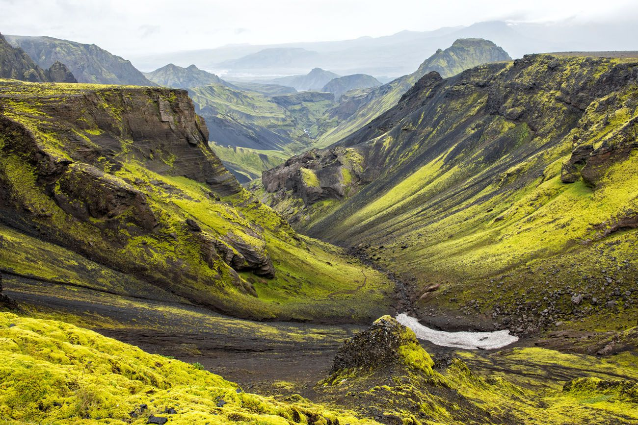 Best Day Hikes Iceland