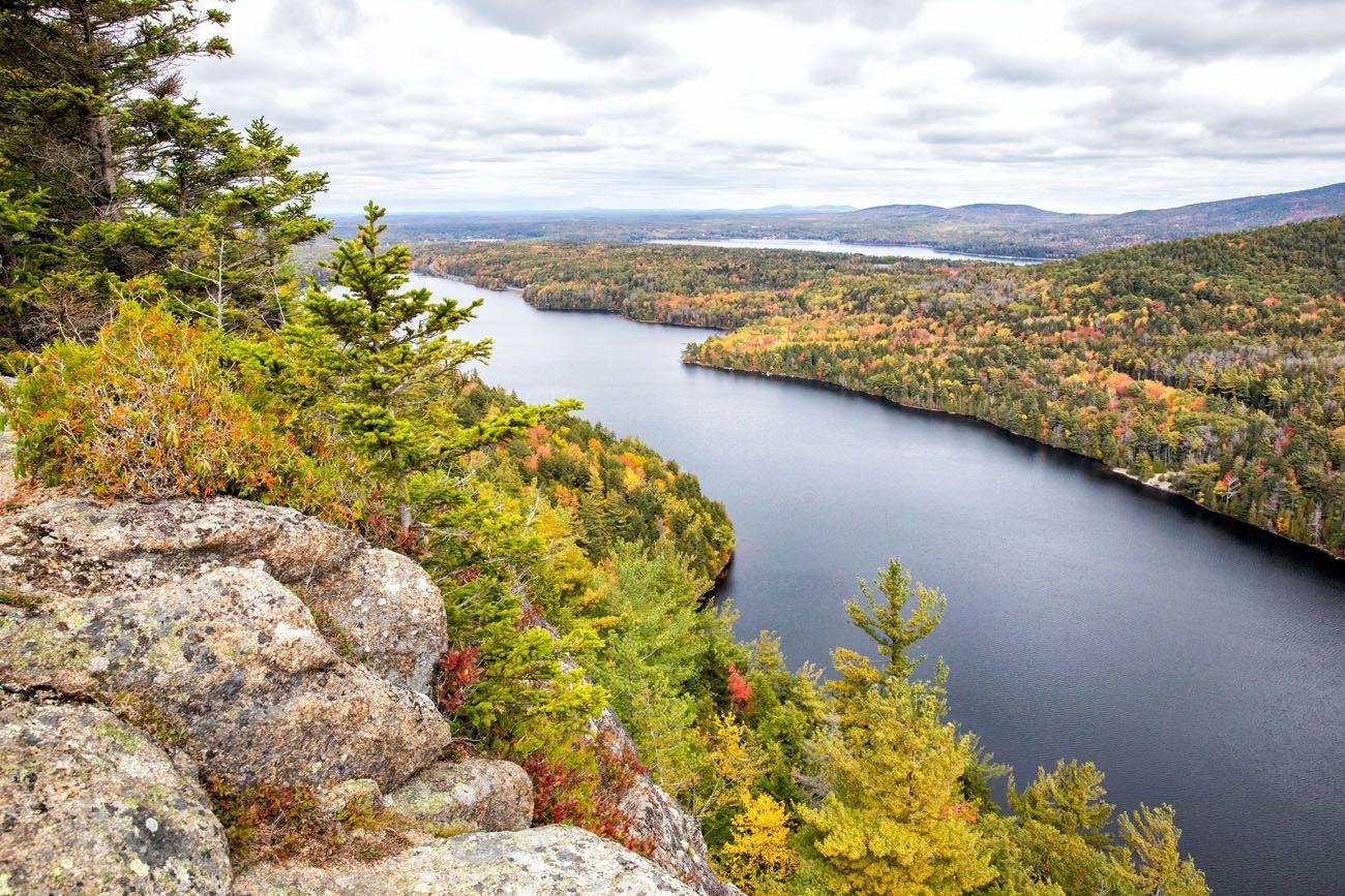 Echo Lake Acadia
