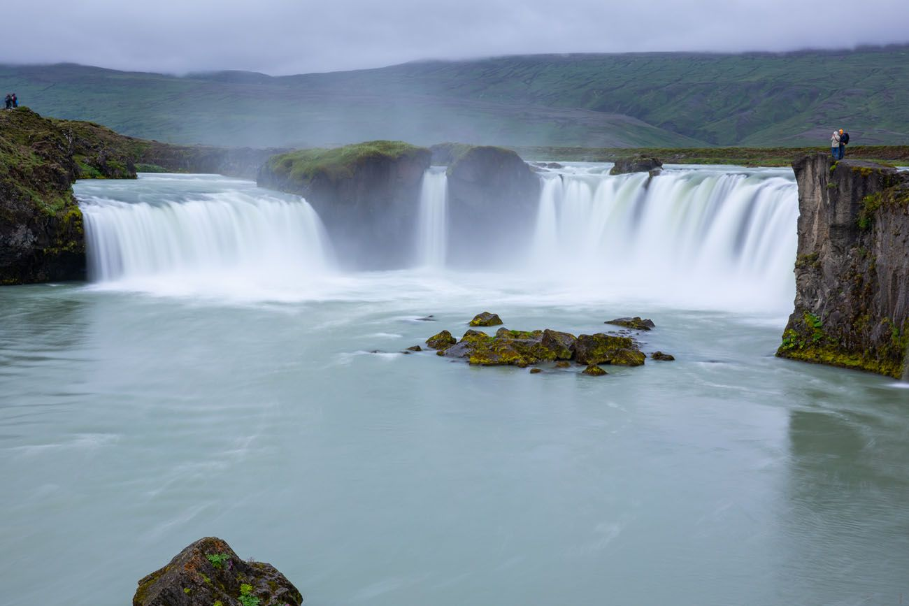 Godafoss View