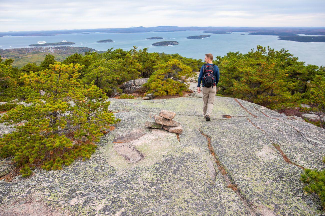 Hike Acadia National Park