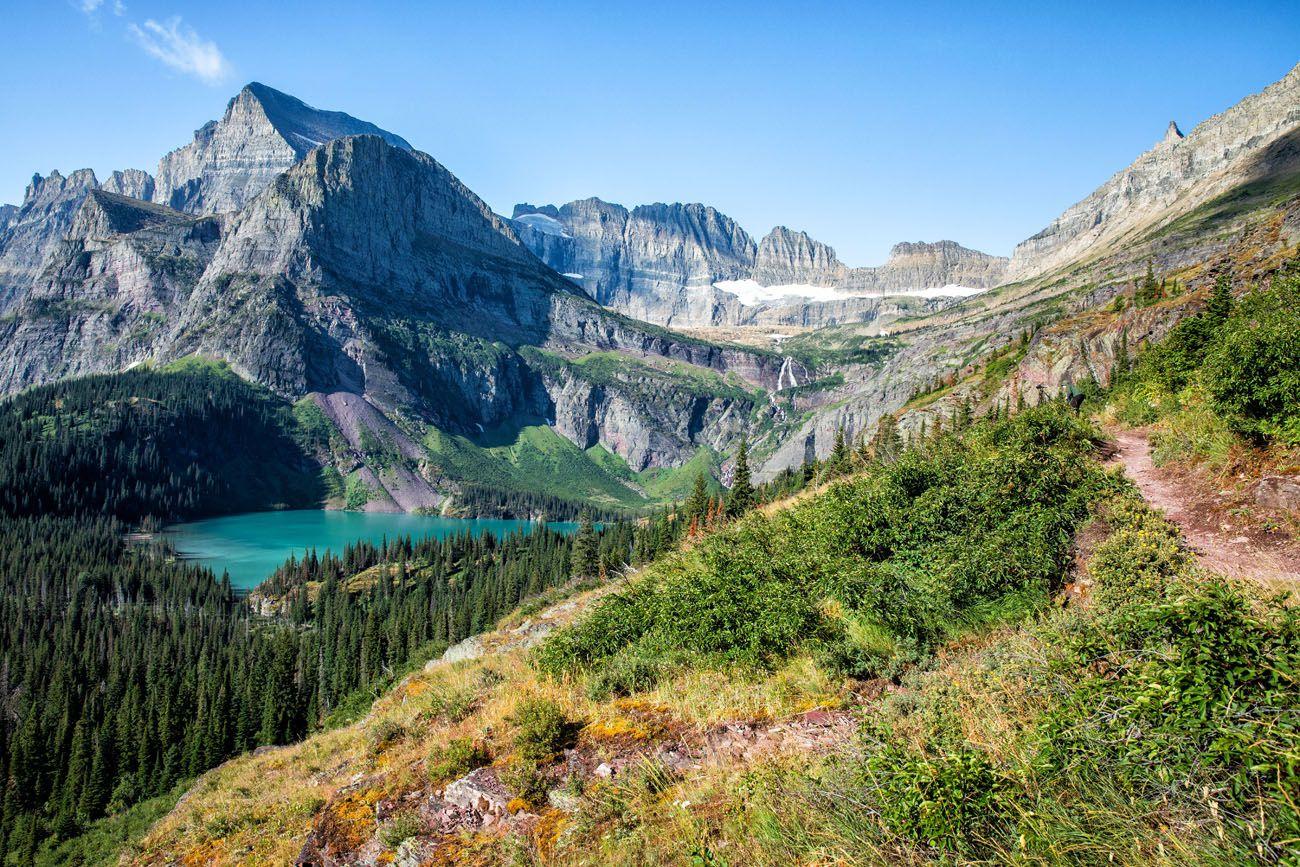 Hike Grinnell Glacier