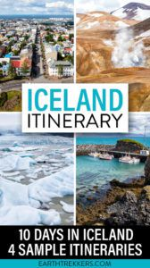 Iceland Itinerary 10 days