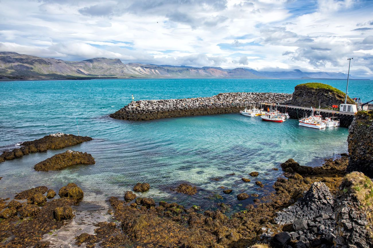 Iceland Itinerary Places to go