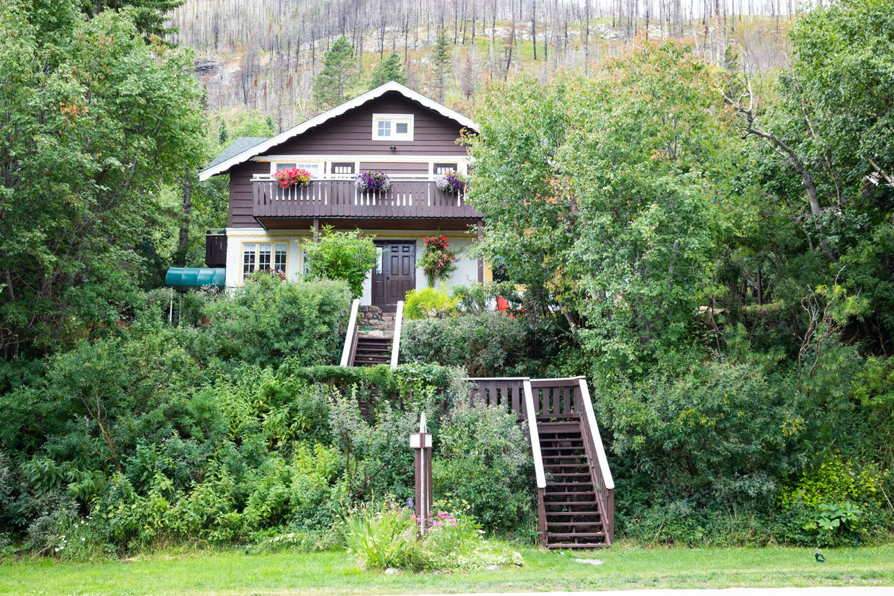 Northland Lodge Waterton Lakes