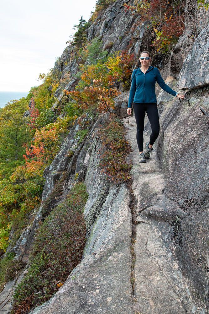 Precipice Trail Cliff