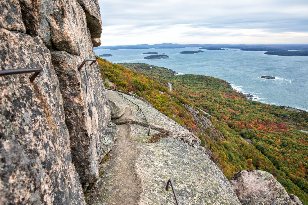 Precipice Trail Rungs