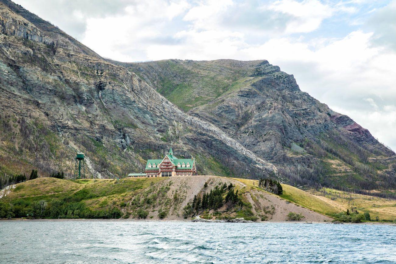 Waterton Lakes Boat Cruise