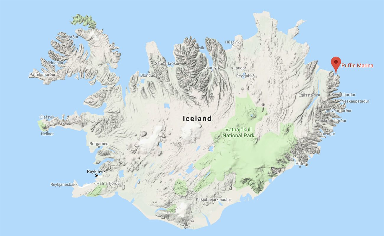 Where to See Puffins Iceland