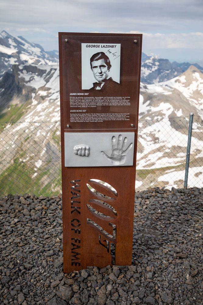 007 Walk of Fame