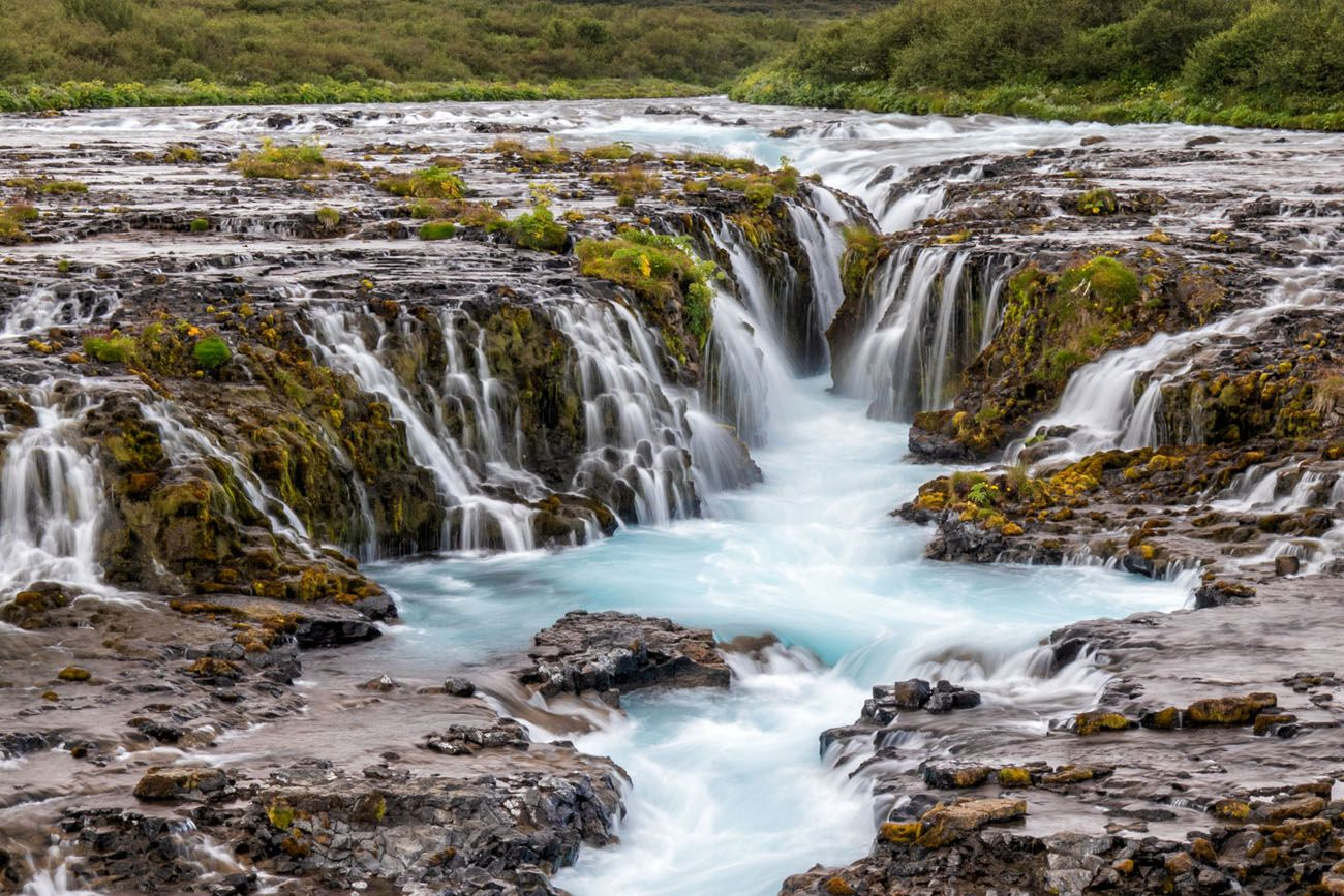 10 Days in Iceland Bruarfoss