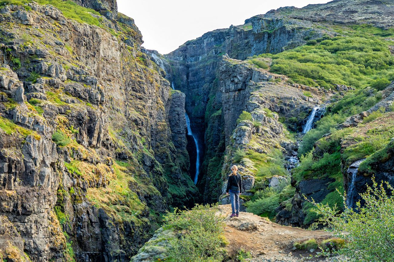10 Days in Iceland Glymur