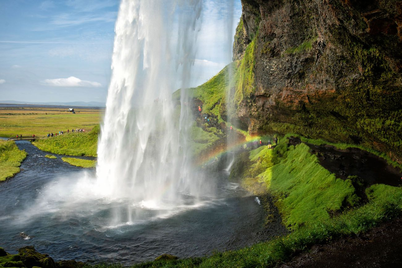 10 Days in Iceland Seljalandsfoss