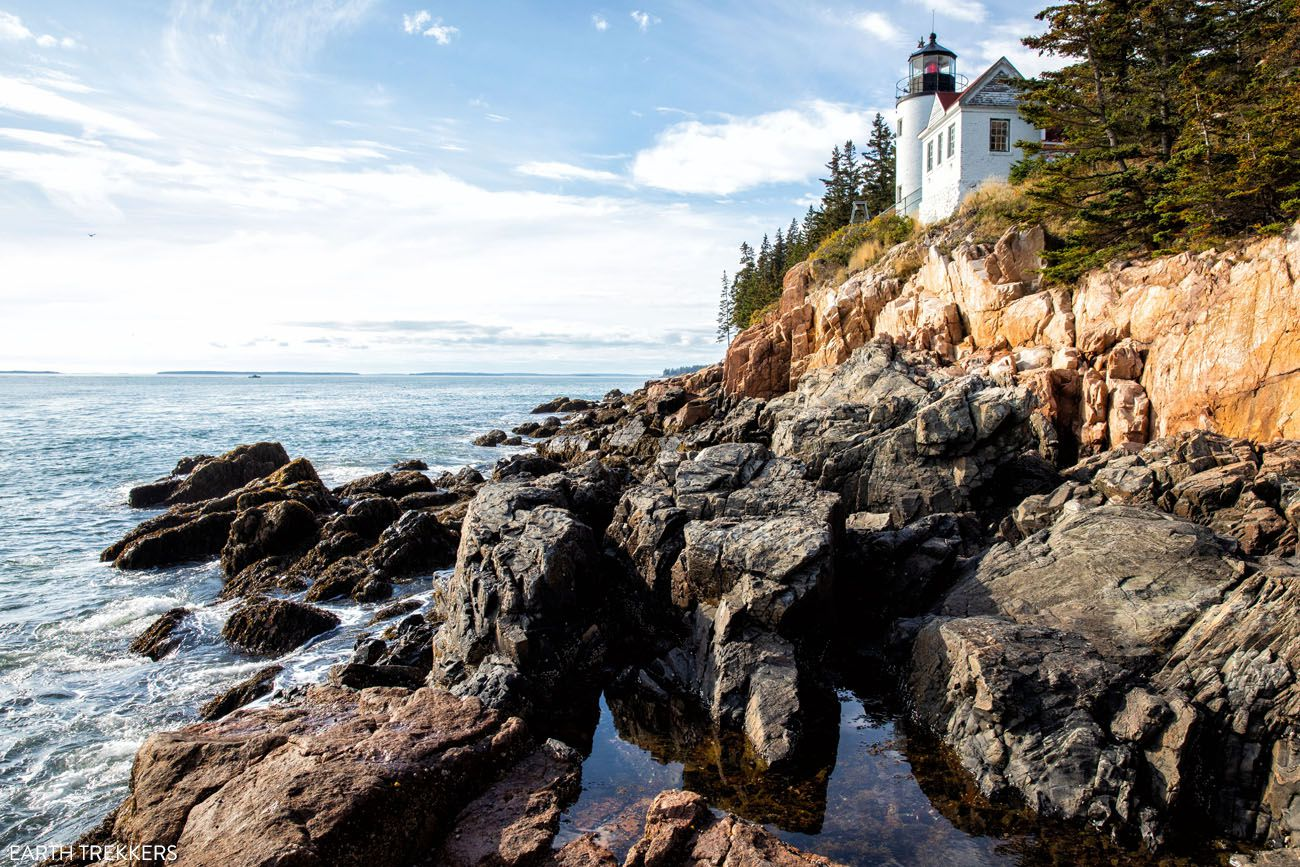 Bass Head Harbor Lighthouse