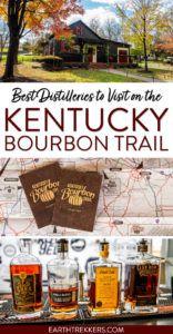 Best Distilleries to Visit Kentucky Bourbon Trail