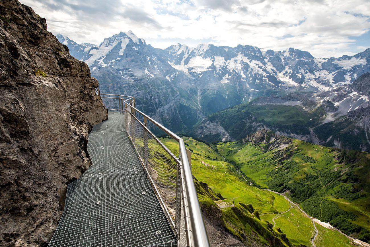 Birg Cliff Walk