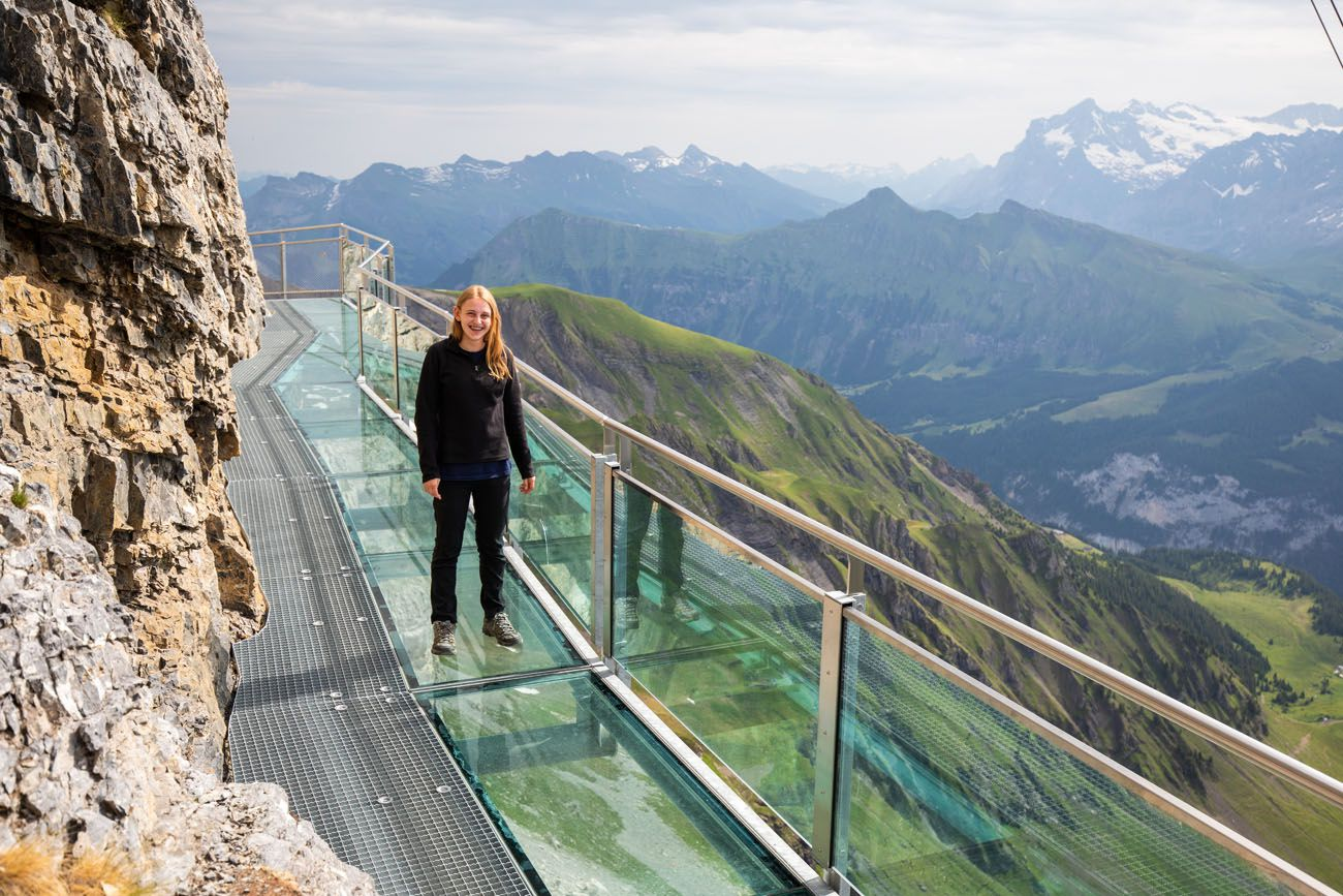 Birg Thrill Walk Glass Floor