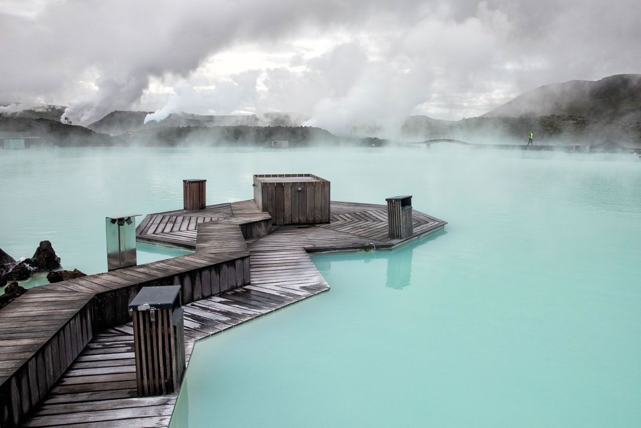 Blue Lagoon 10 days in Iceland itinerary