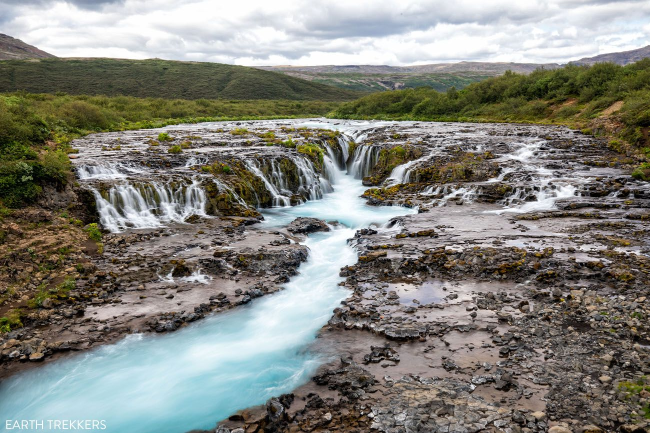 Bruarfoss Golden Circle