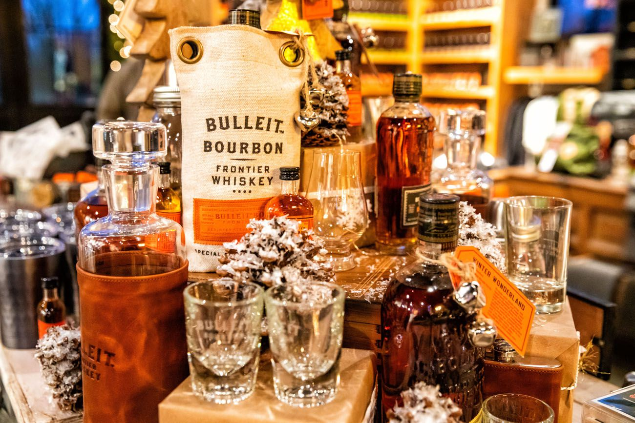 Bulleit Kentucky Bourbon Trail