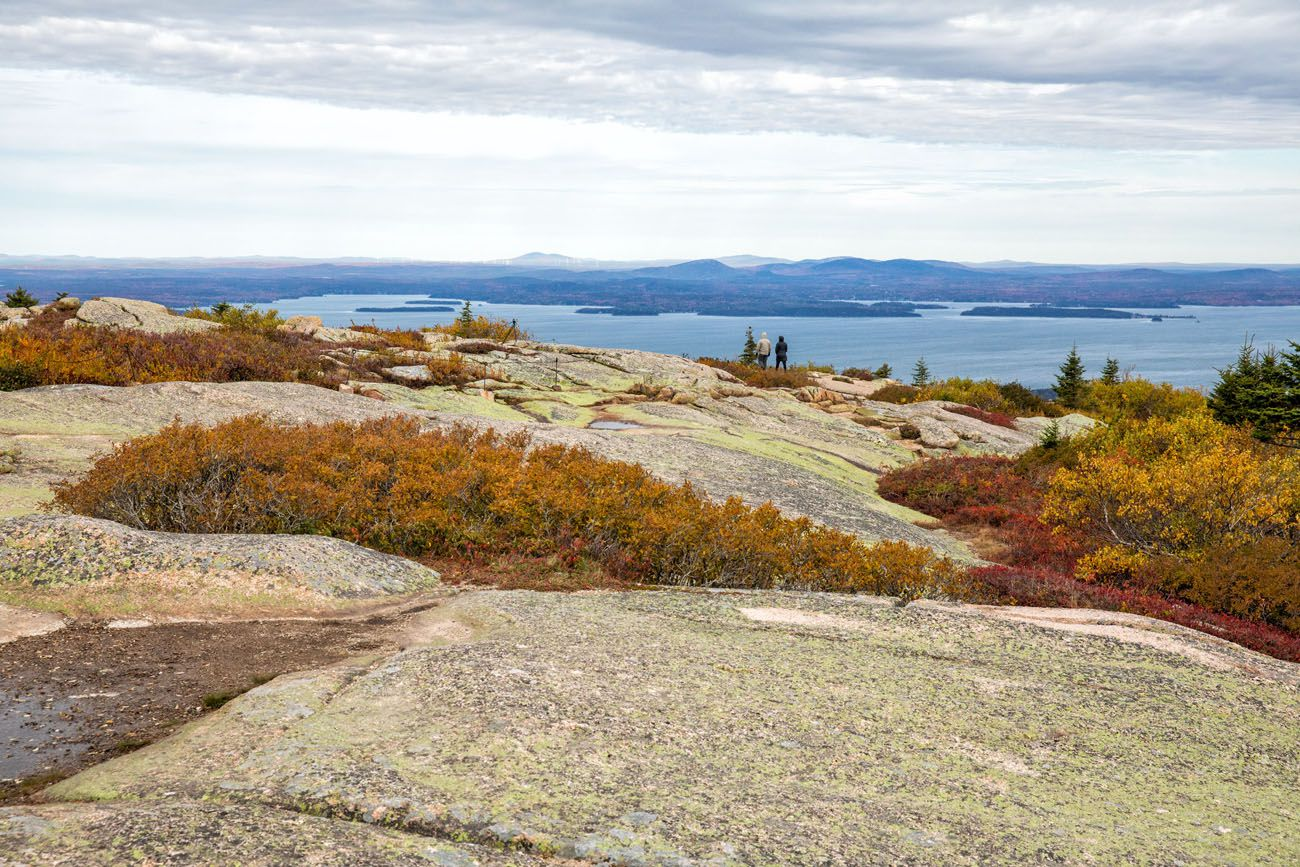 Cadillac Mountain Acadia