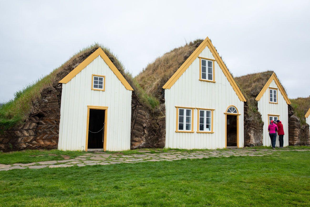 Glumbaer Houses