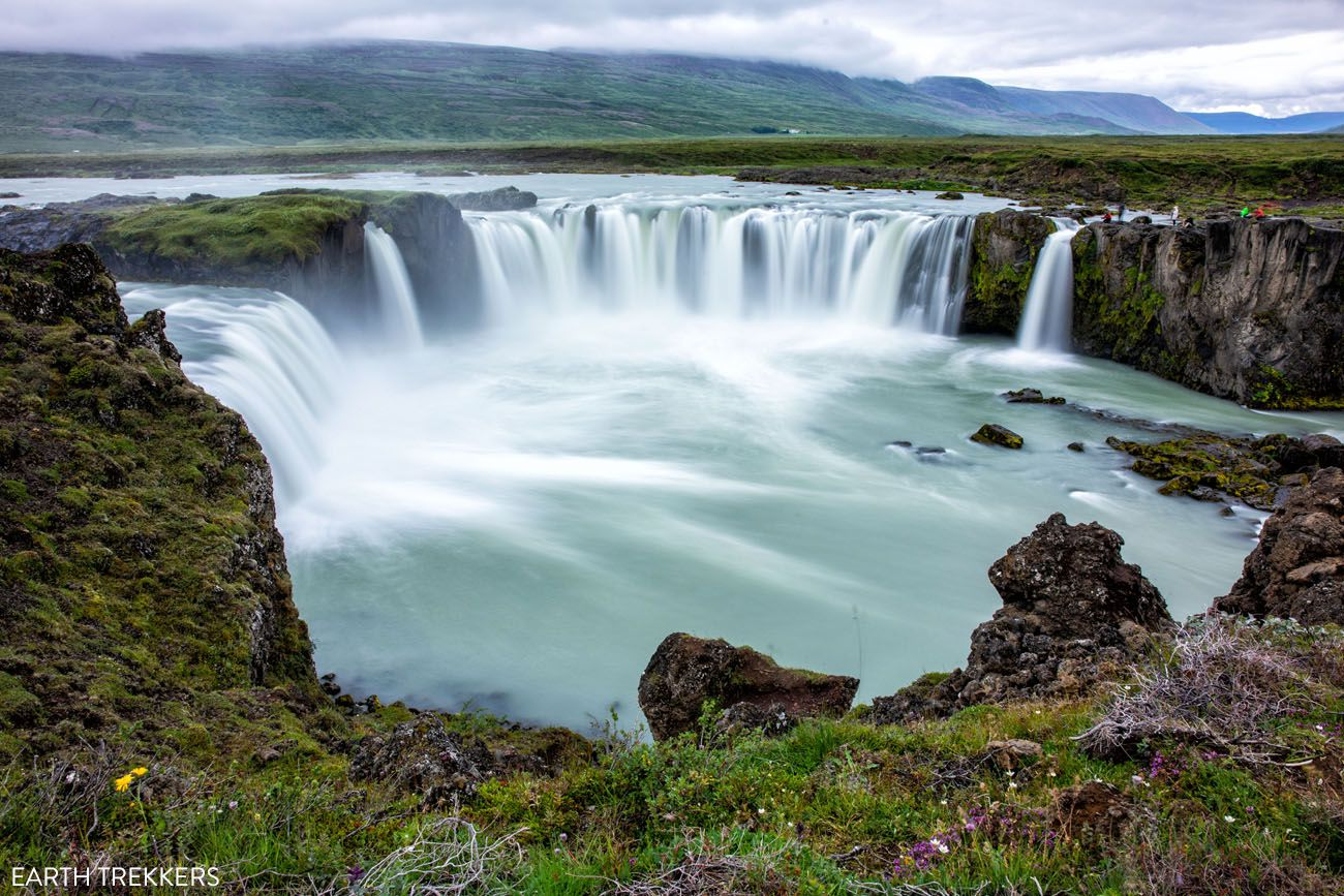Godafoss Ring Road Itinerary