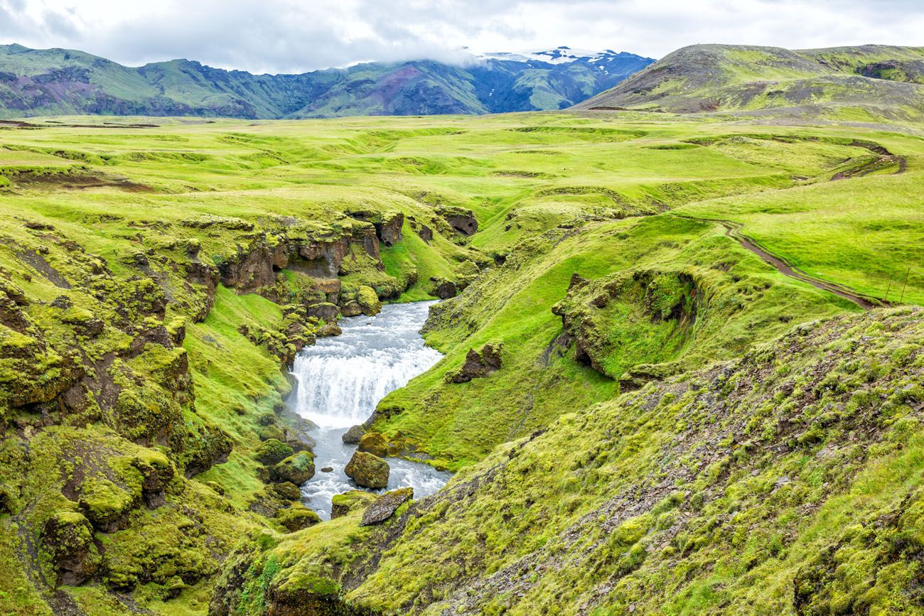Hike Iceland in Summer