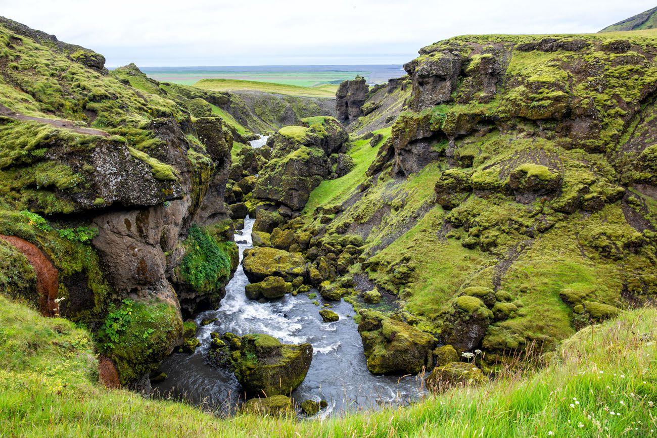 Hike Skoga Trail Iceland