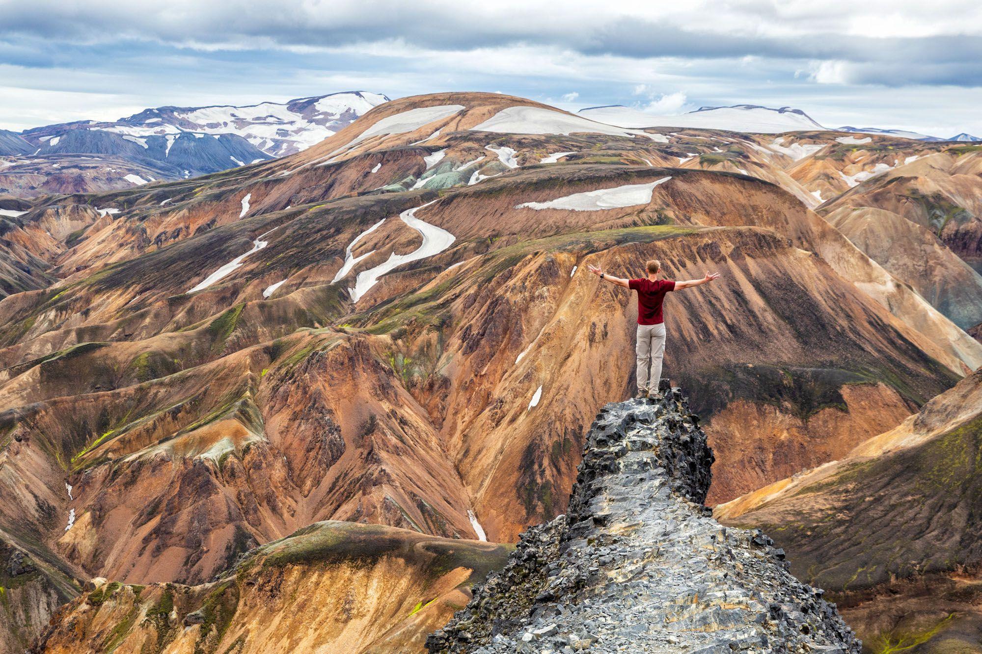 Iceland Adventure Itinerary
