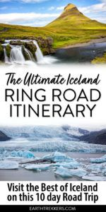 Iceland Ultimate Ring Road Itinerary