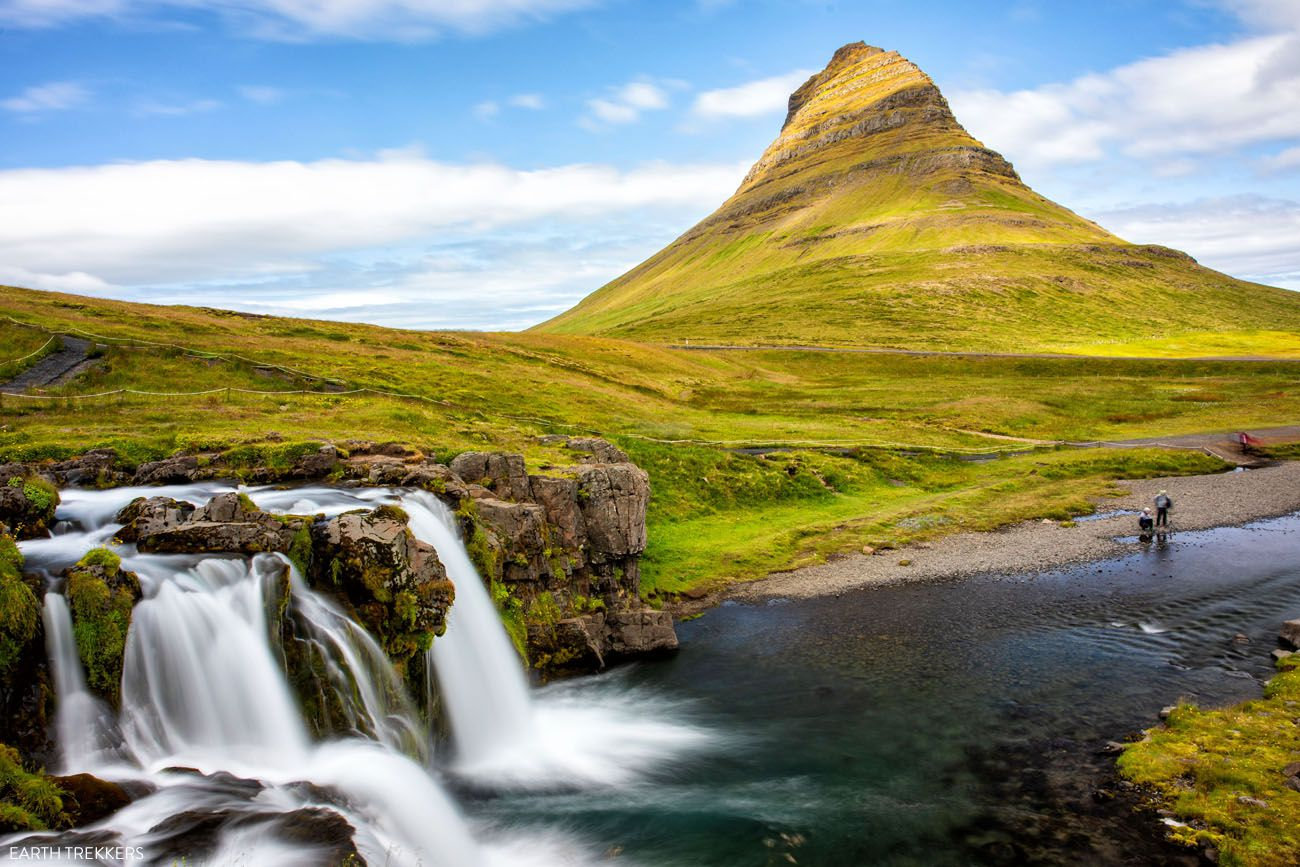 Kirkjufell 10 days in Iceland itinerary