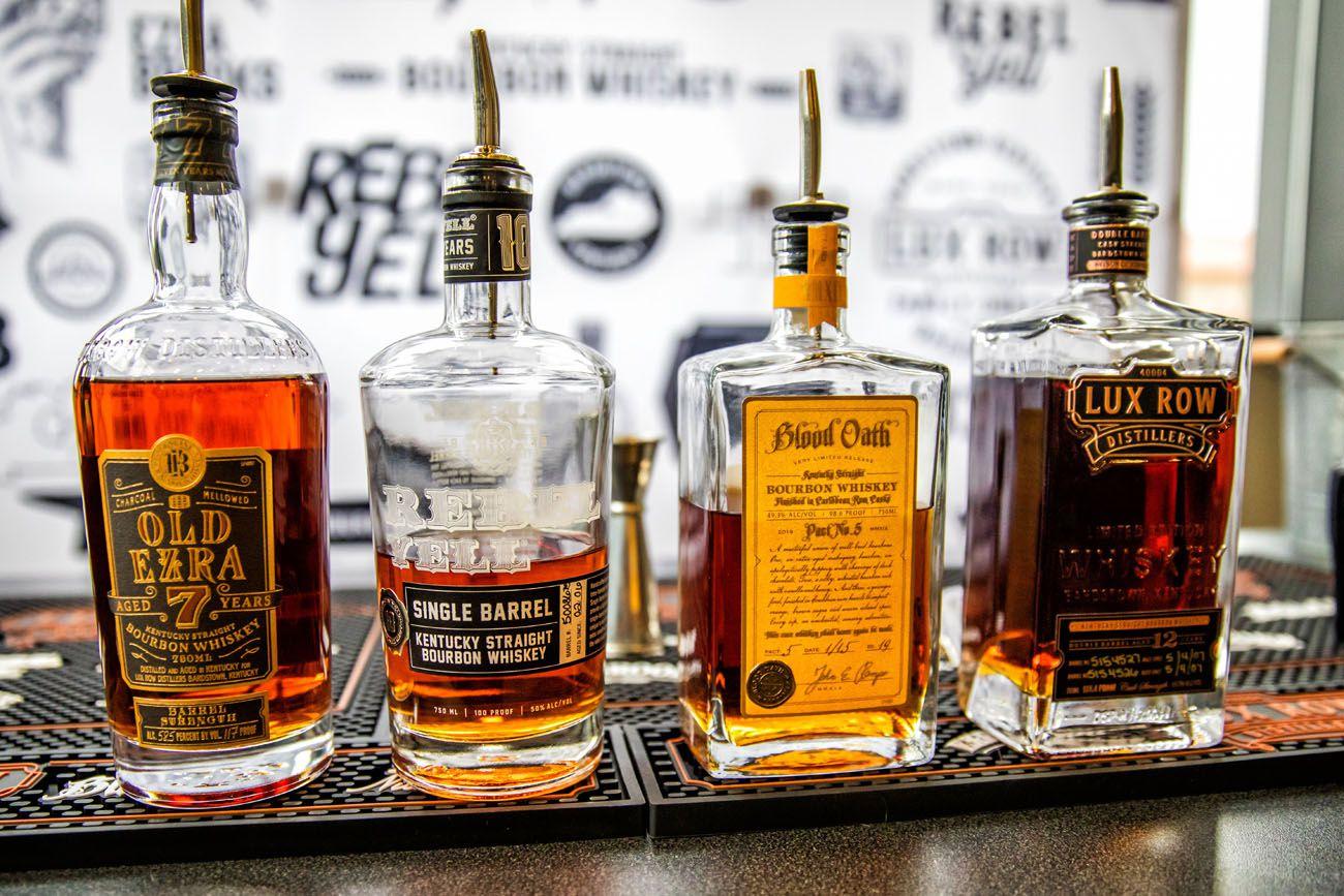 Lux Row Kentucky Bourbon Trail