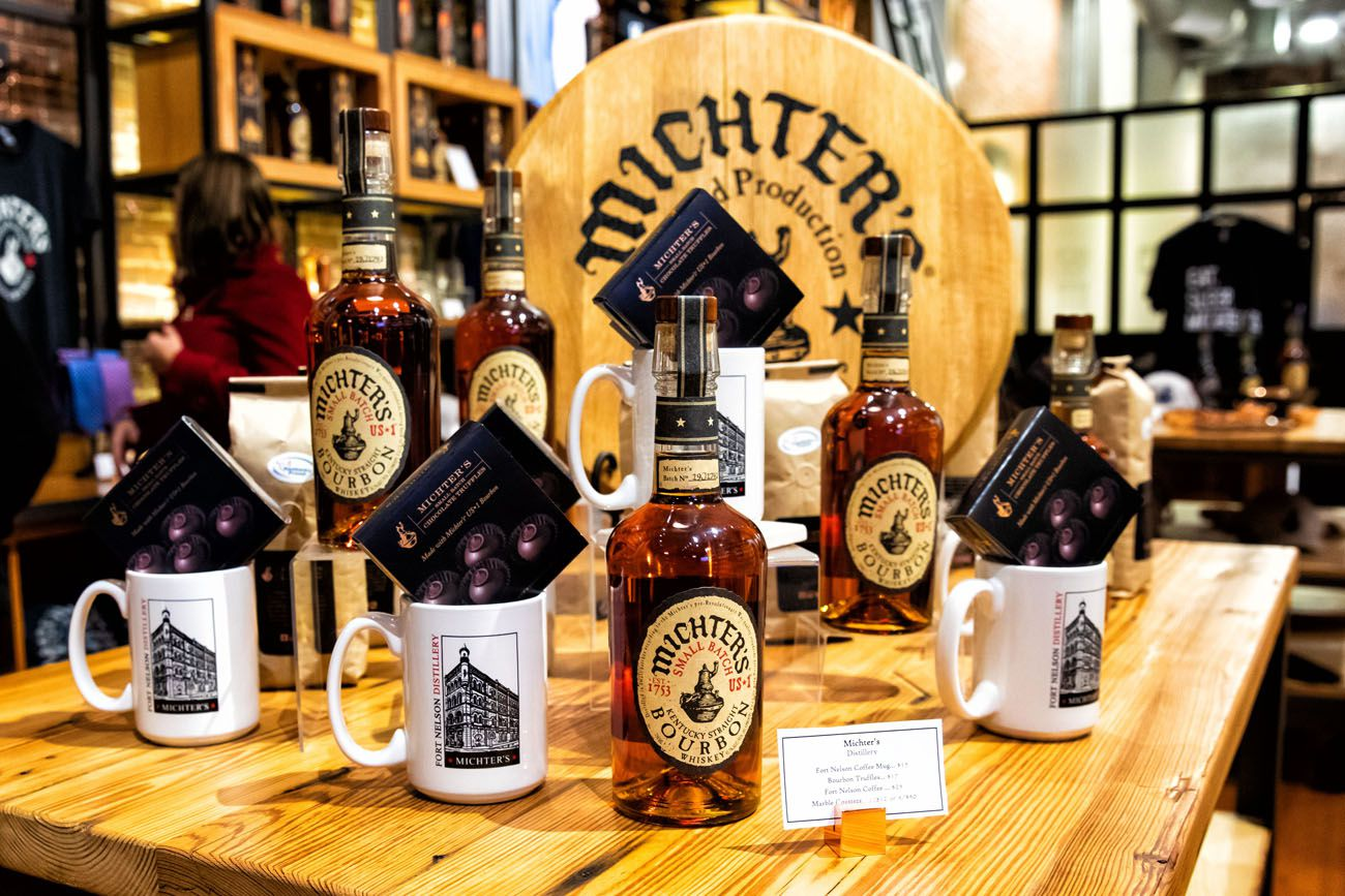 Michters Kentucky Bourbon Trail
