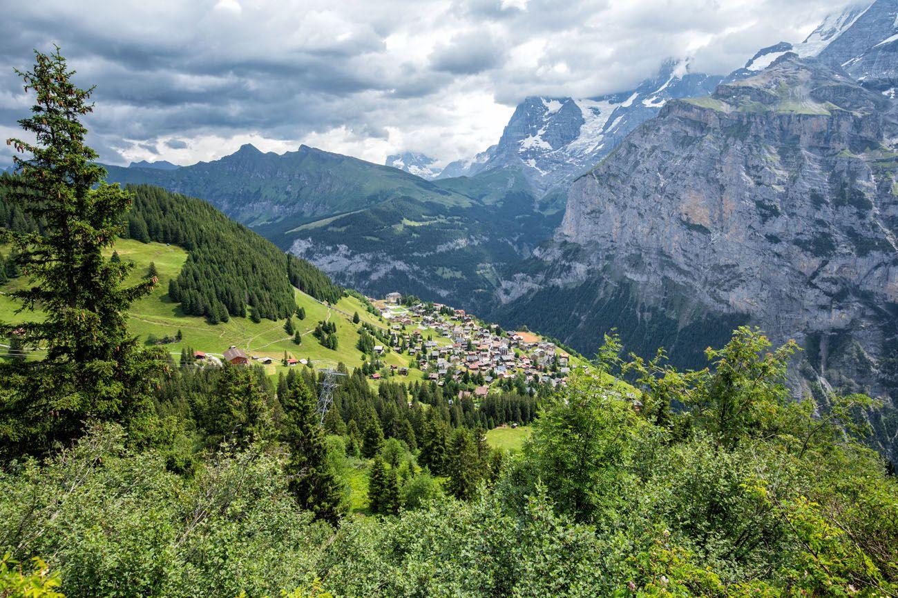 Murren Switzerland