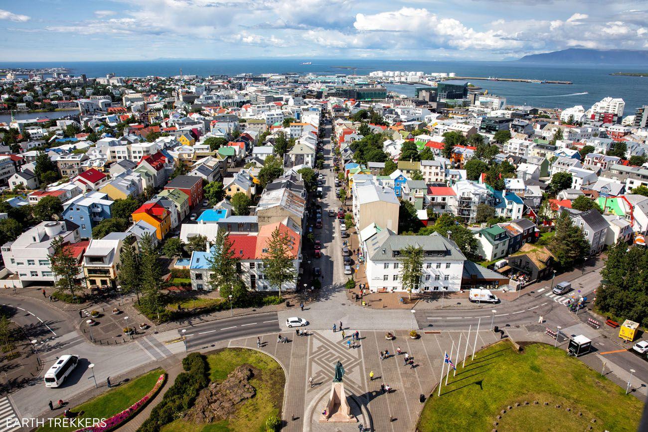 Ring Road Itinerary Reykjavik